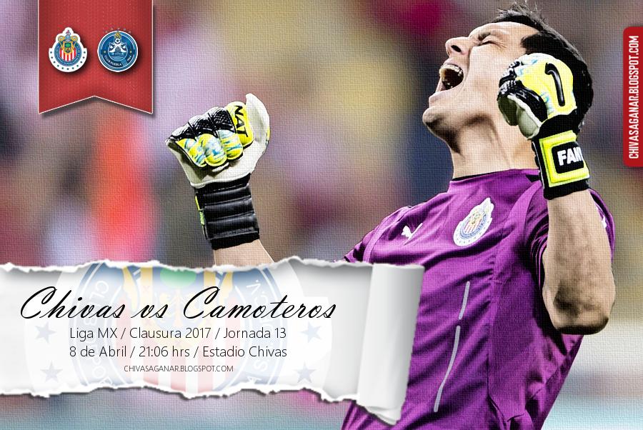 Liga MX : CD Guadalajara vs Puebla FC - Clausura 2017 - Jornada 13.