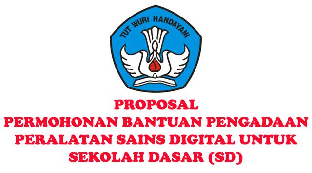 Proposal Permohonan Pengadaan Peralatan Sains Digital