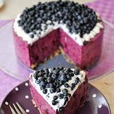 RESEP BLUEBERRY CAKE SPESIAL LEBARAN