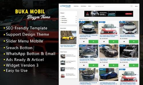 Buka Mobil Shop Blogger
