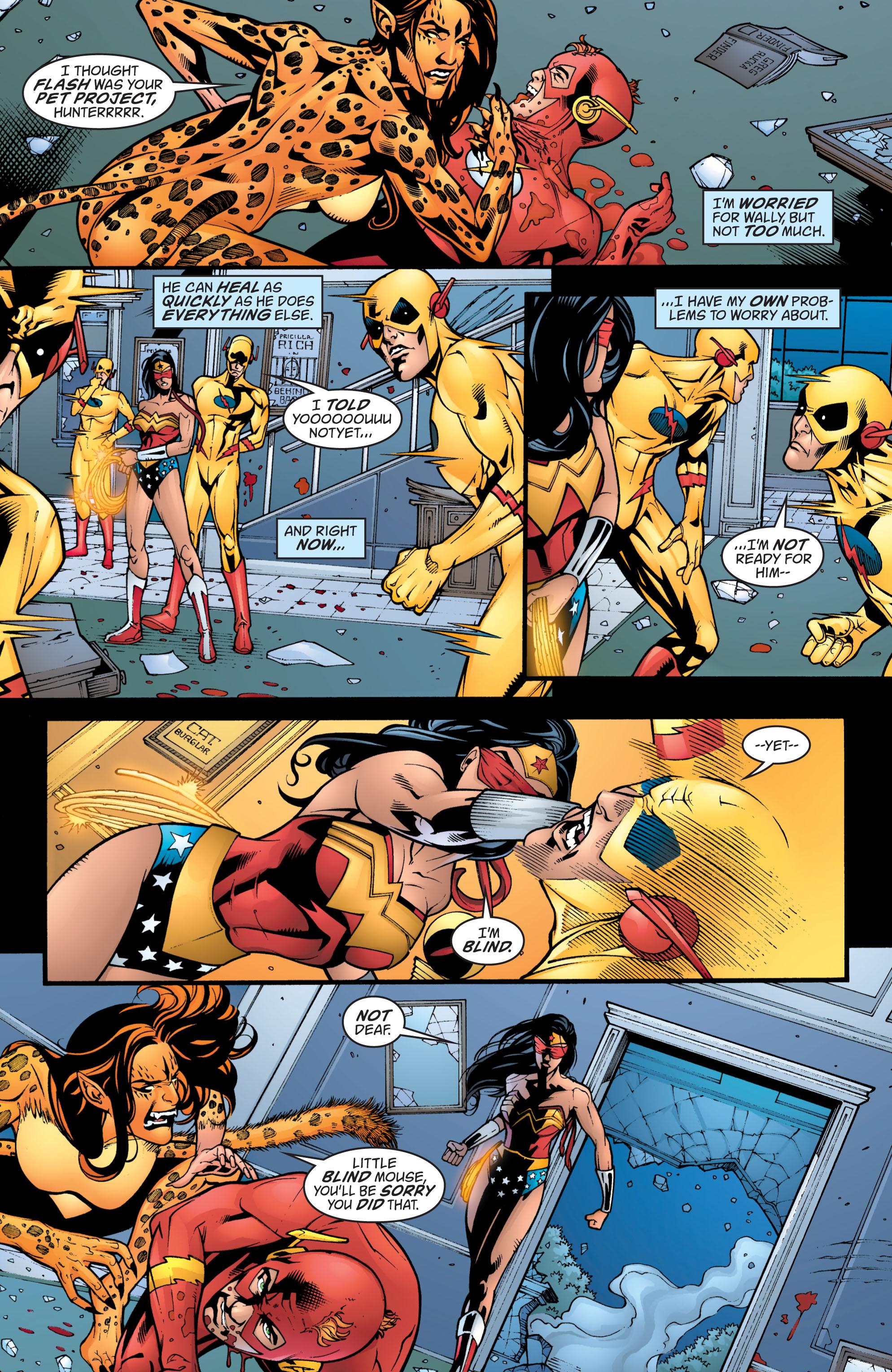 Read online Wonder Woman (1987) comic -  Issue #214 - 6