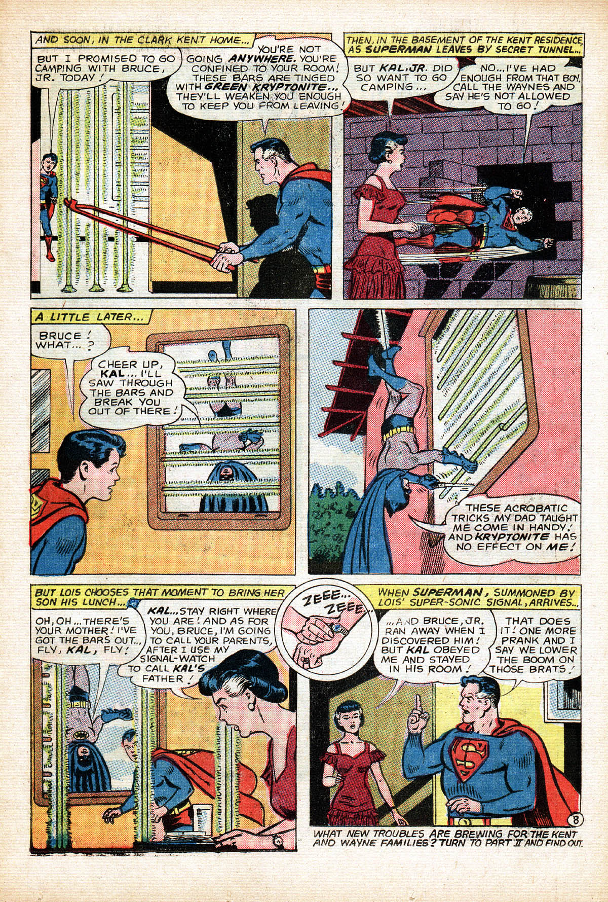 Read online World's Finest Comics comic -  Issue #157 - 11