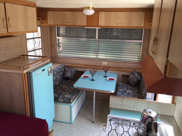 Used Rvs 1965 Boles Aero Vintage Camper Trailer For Sale