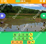 cheats, solutions, walkthrough for 1 pic 3 words level 309