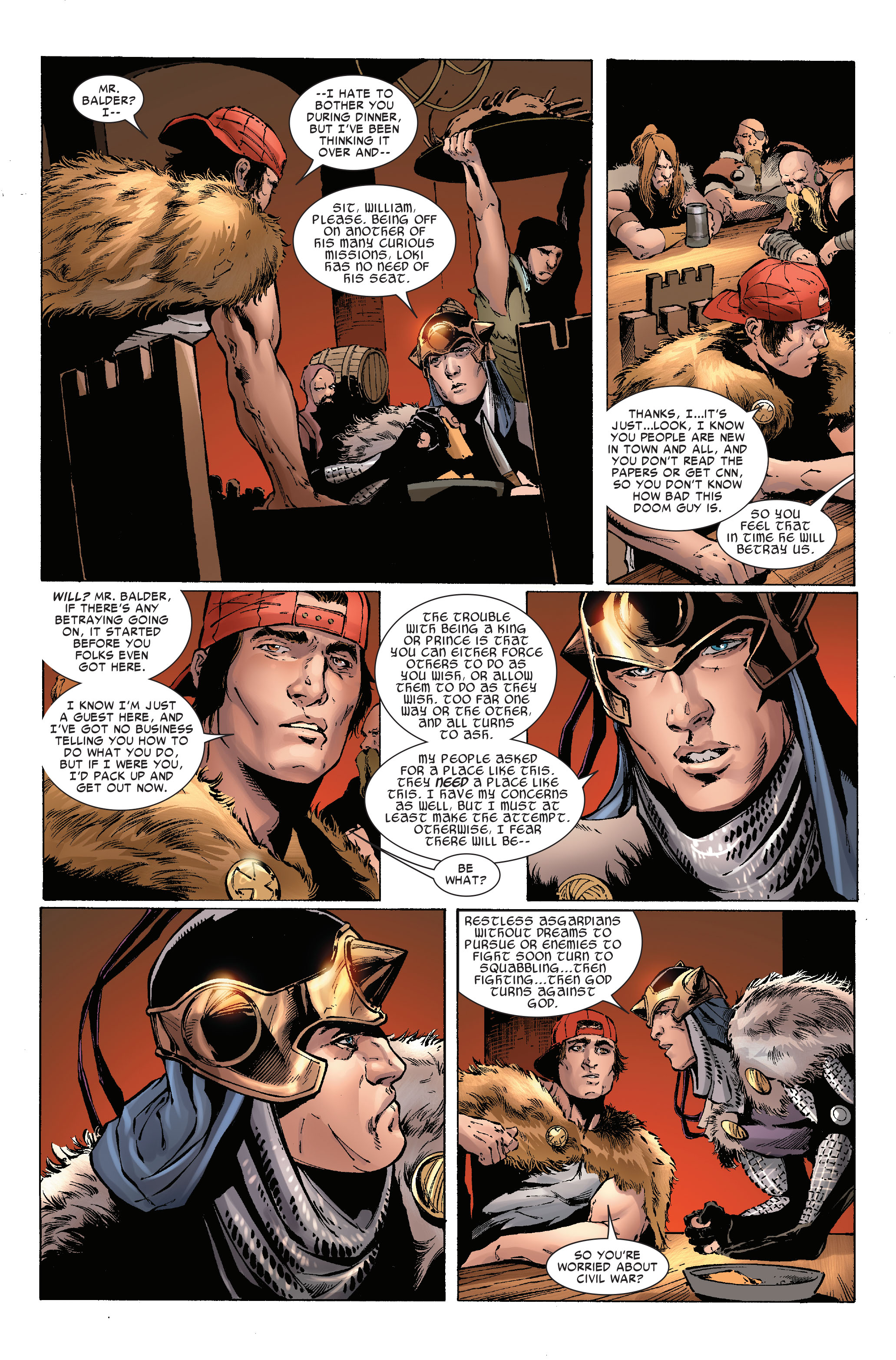 Thor (2007) Issue #602 #15 - English 19