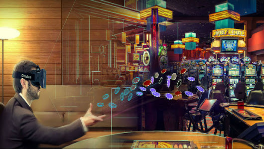Why Virtual Reality Online Casinos Are the Way of the Future