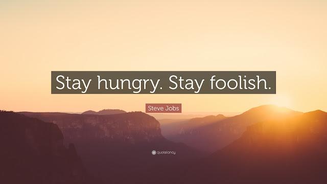 Khang Nguyen Blog - Hãy cứ khát khao, hãy cứ dại khờ