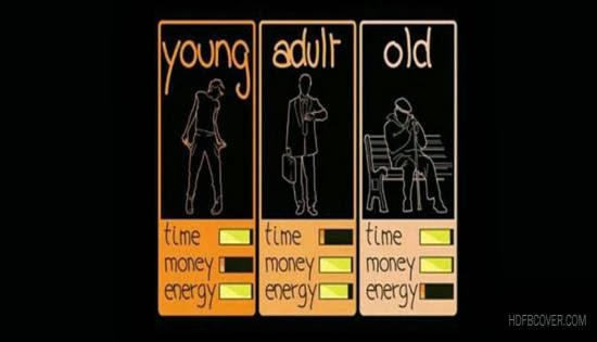 Young, Adult and Old