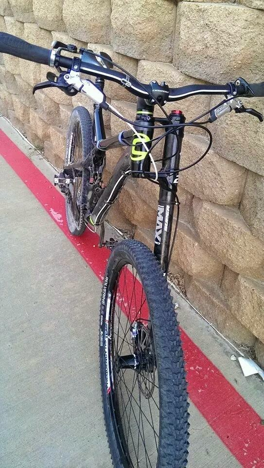 Bonzai Cycle Werx: 2015 Cannondale Trigger 27 5 or 29'er