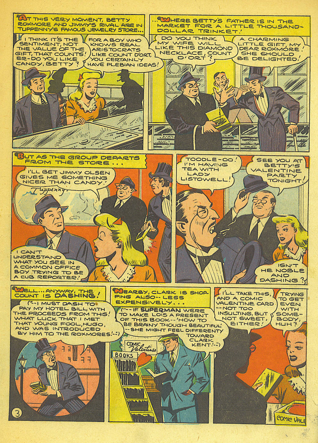 Read online Action Comics (1938) comic -  Issue #71 - 5