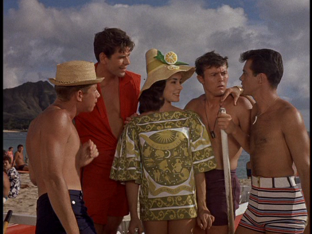Love Music Wine and Revolution: Gidget Goes Hawaiian 1961