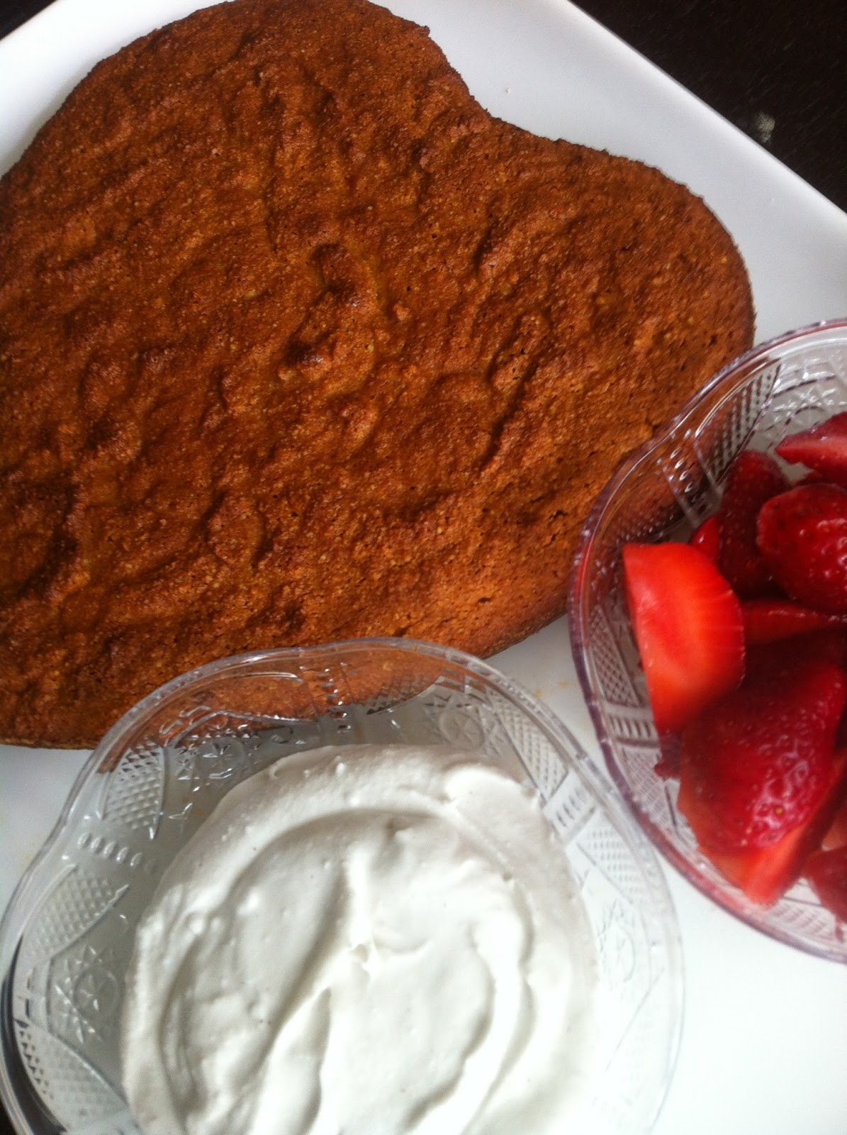 Valentines Day Pound Cake Greek Yogurt Raspberry