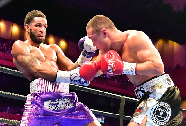 Sergey Lipinets KOs Lamont Peterson In The 10th