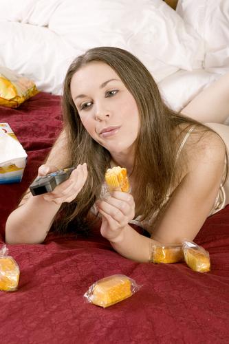 Dating a girl who binge eats
