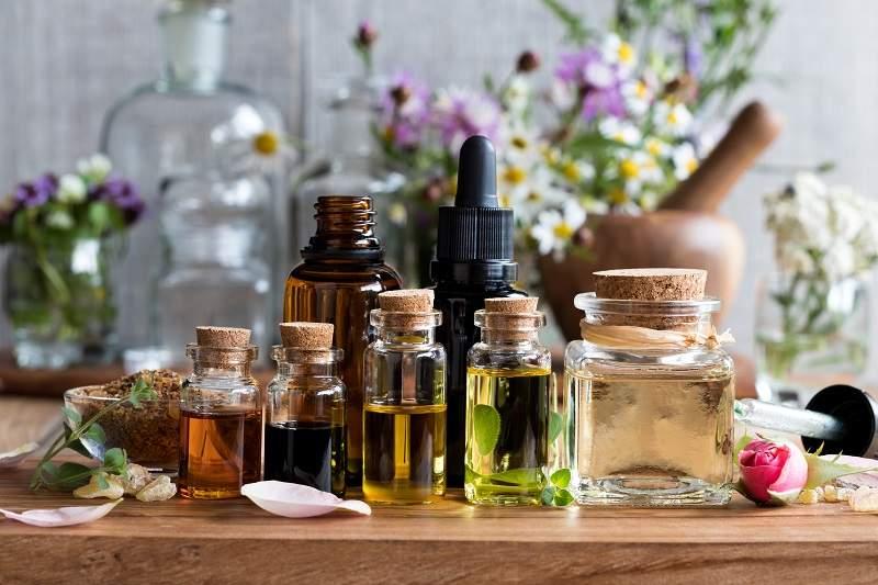 Óleos Essenciais para Infecções Sinusais