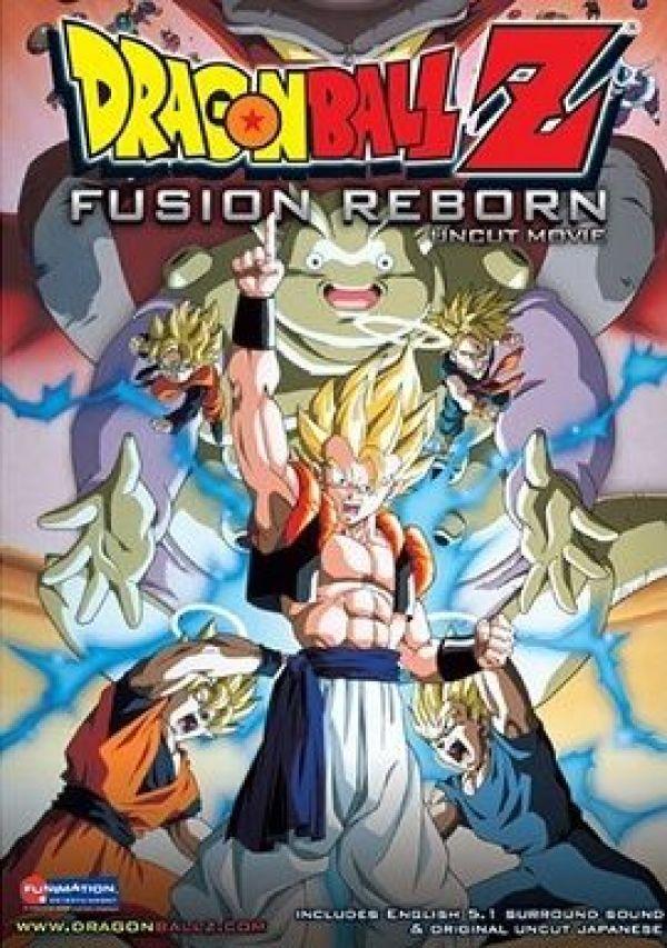 Dragon Ball Z: Fusion Reborn ...
