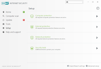 ESET smart/Internet Security with keys