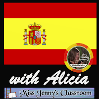 ¡Hola! Spanish Resources (including a freebie!)
