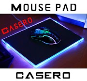 Como Hacer un Mouse Pad Gamer Casero