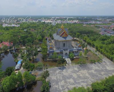 Vihara Dhamma Metta Arama Pekanbaru