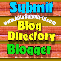 auto submit blog directory blogger