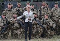 Исламисты стремятся в немецкую армию