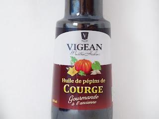 huile de pépins de courge gourmande à l'ancienne - Vigean