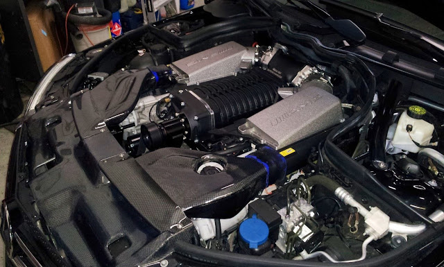 m156 engine weistec tuning