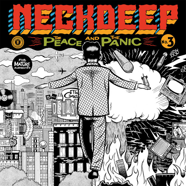 Neck Deep - The Peace and the Panic Cover
