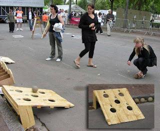 Juegos de madera para niños de embocar