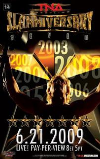 TNA Slammiversary 7 - Event poster