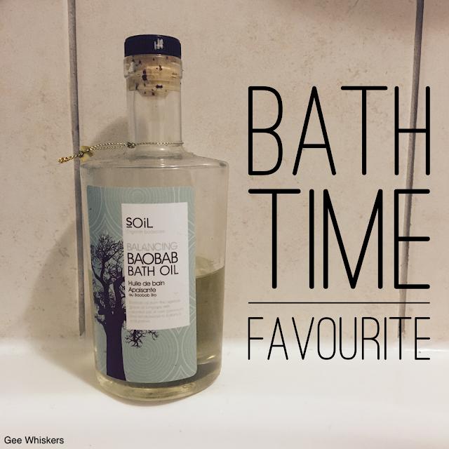 Balancing Baobab Bath Oil