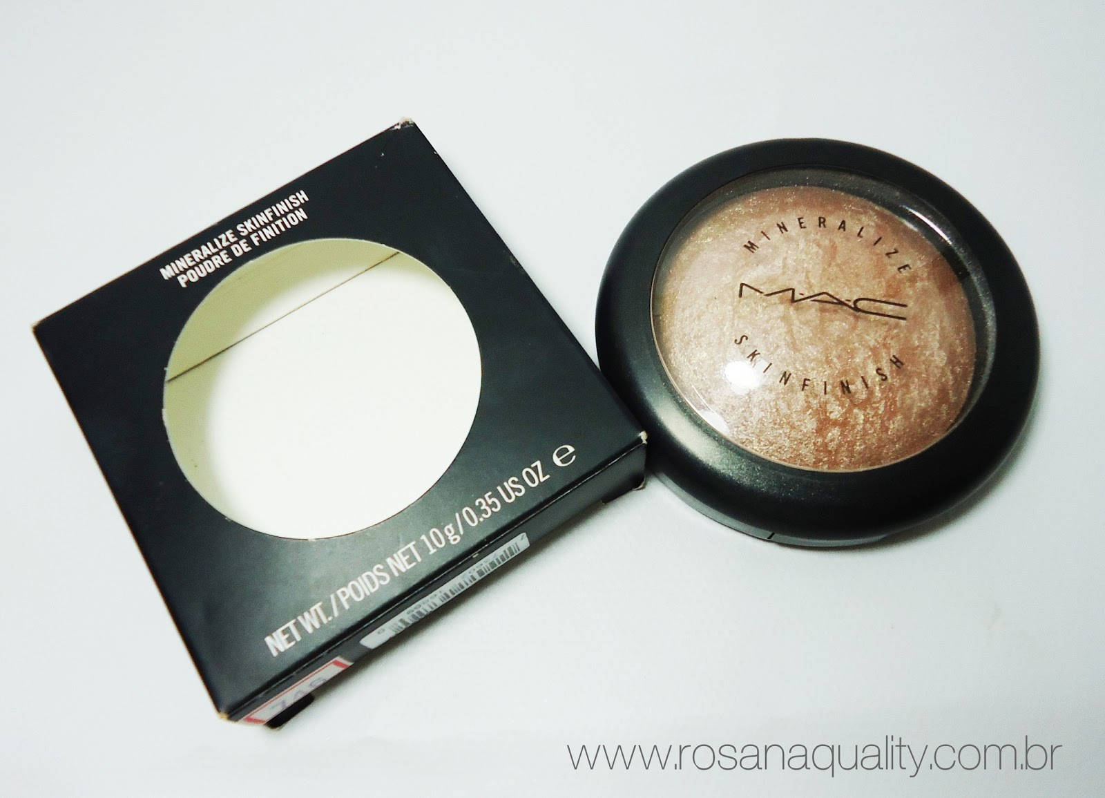Iluminador Soft and Gentle Mac