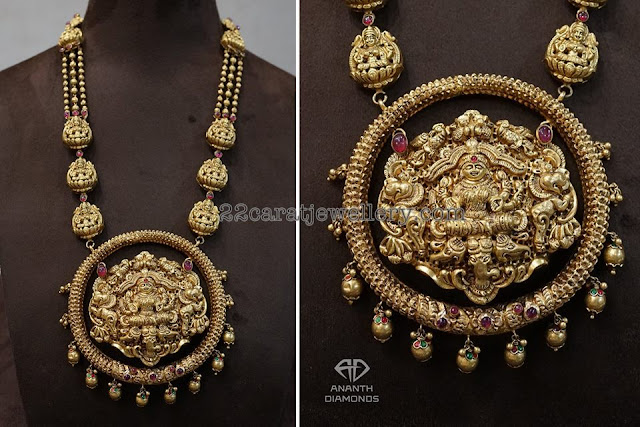 Lakshmi Haram by Ananth Diamonds