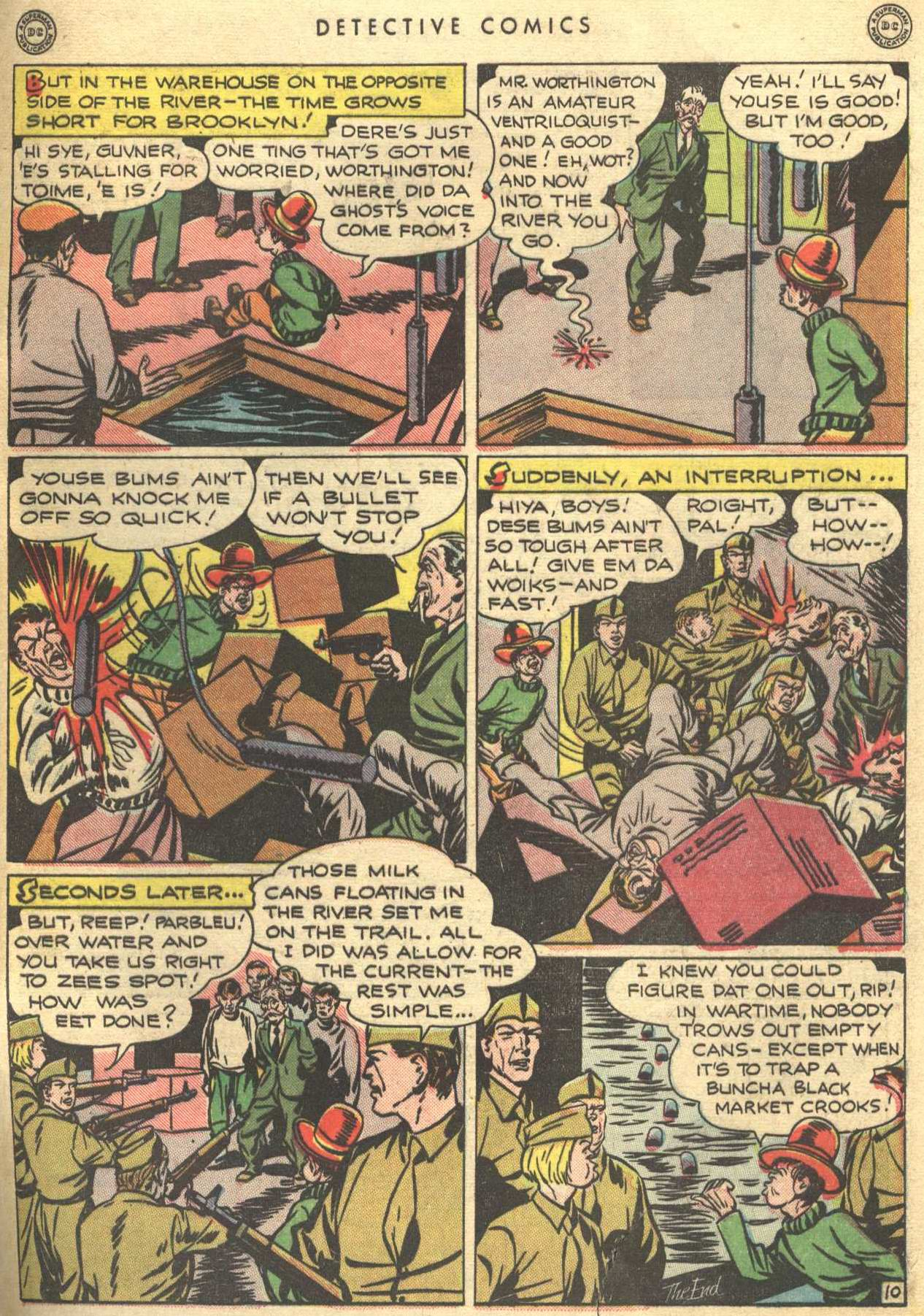 Read online Detective Comics (1937) comic -  Issue #104 - 49