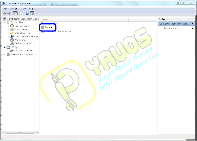Cara mudah Memperbaiki Flashdisk Yang Tidak Terbaca pada windows xp 7 8 10