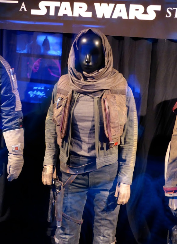 Rogue One Jyn Erso movie costume