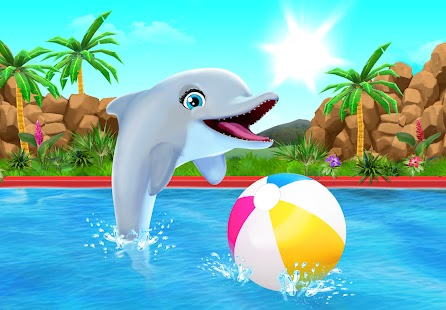 My dolphin show Apk Mod Free on Android Game Download