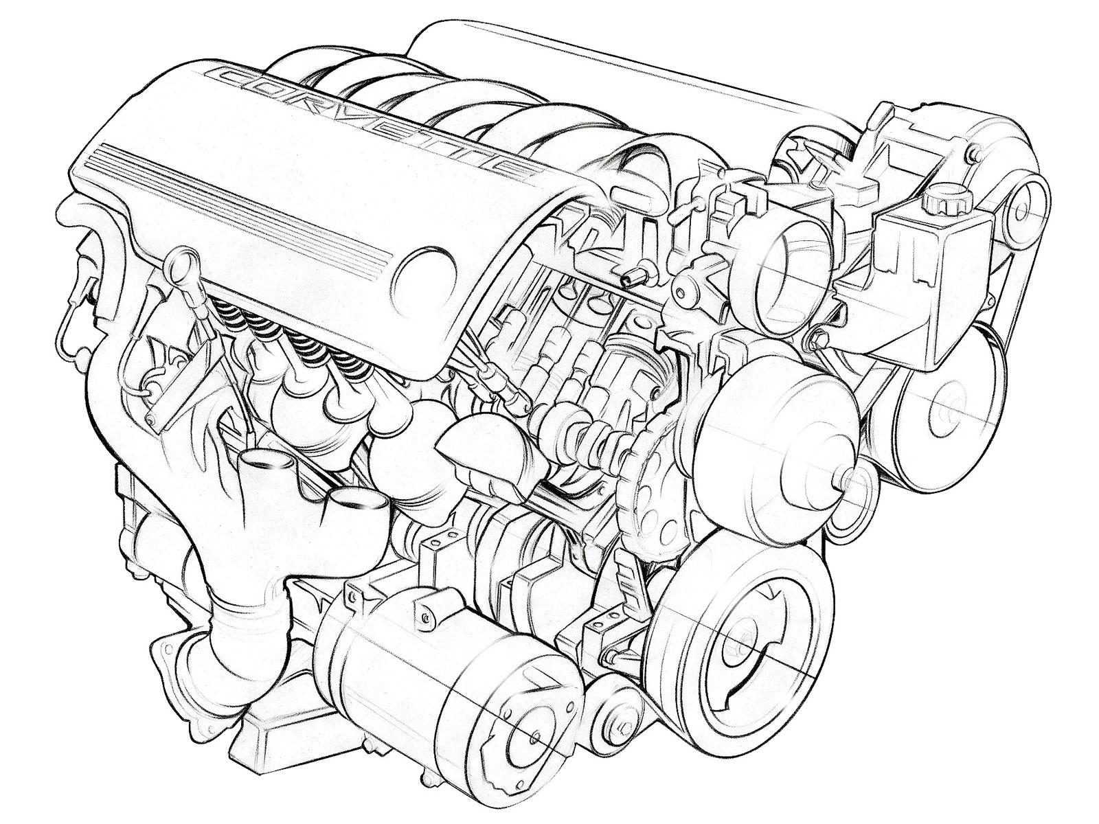 Bengkel Kereta Kita Enjin Petrol