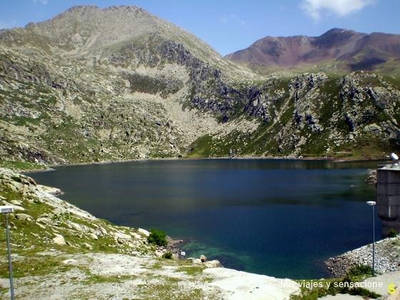 Lago de Gento, Parque Nacional de Aigüestortes, Lleida