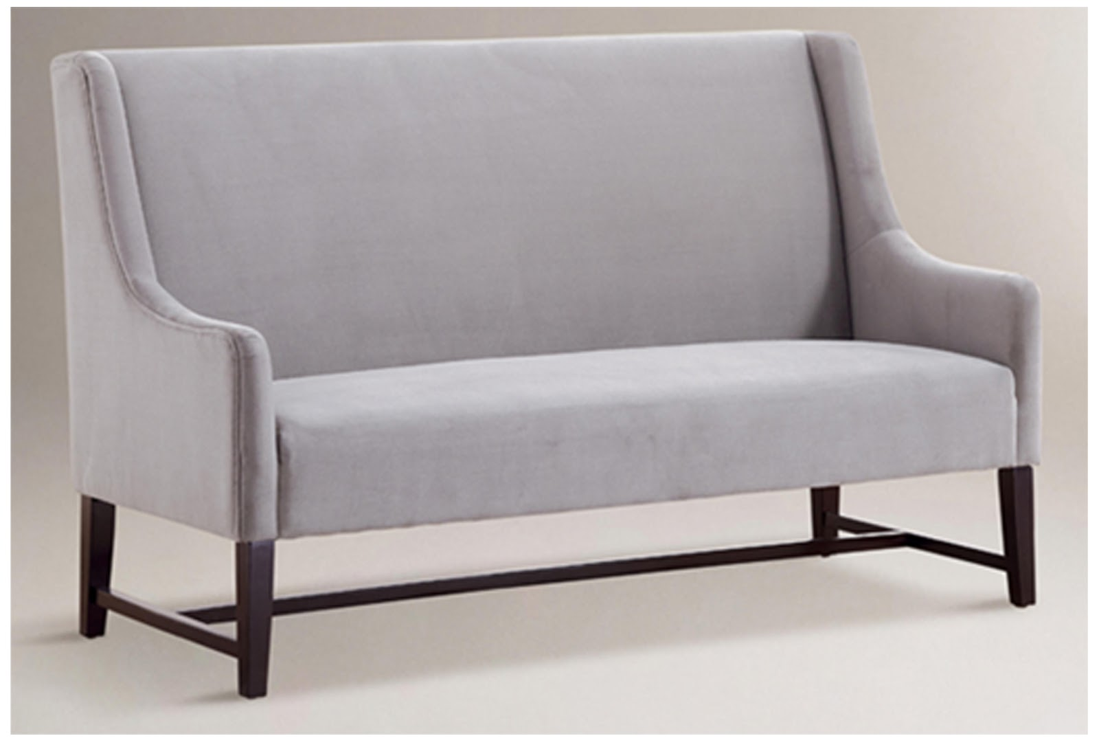 Concrete Hayden Dining Banquette We Own This And Love It In Fact I M Sitting On As Write
