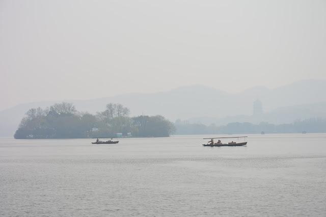 Lac Ouest à Hangzhou