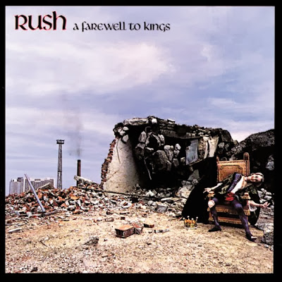 Rush A Farewell to Kings 1977