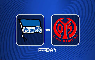 Hertha Berlin vs Mainz – Highlights