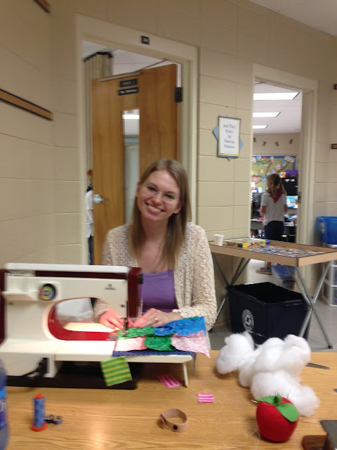 Leah Day Viking Ruby sewing machine