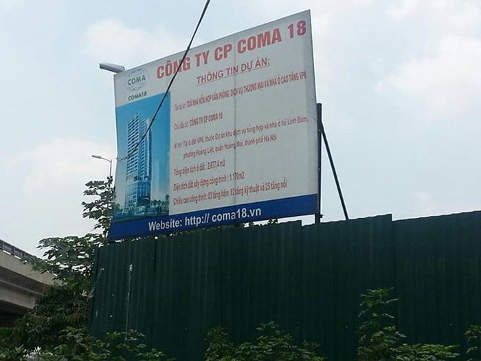 Công ty Cổ phần COMA 18 – Tranh chấp lao động