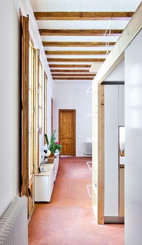 Không gian nội thất căn hộ 70m2 - Ảnh 3