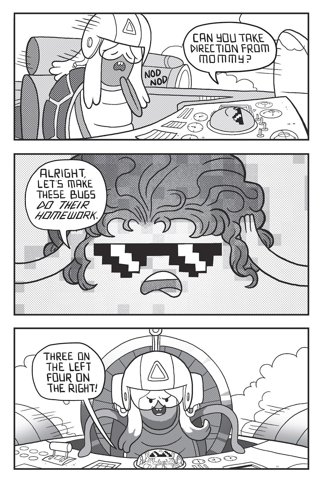 Read online Adventure Time: Pixel Princesses comic -  Issue # Full - 126