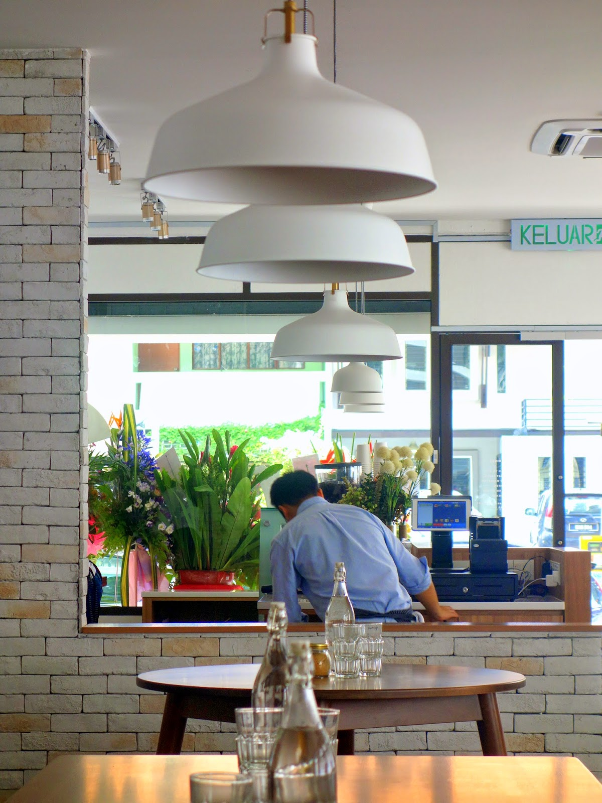 The Kitchen Table Restaurant Bakery Damansara Kim Petaling Jaya