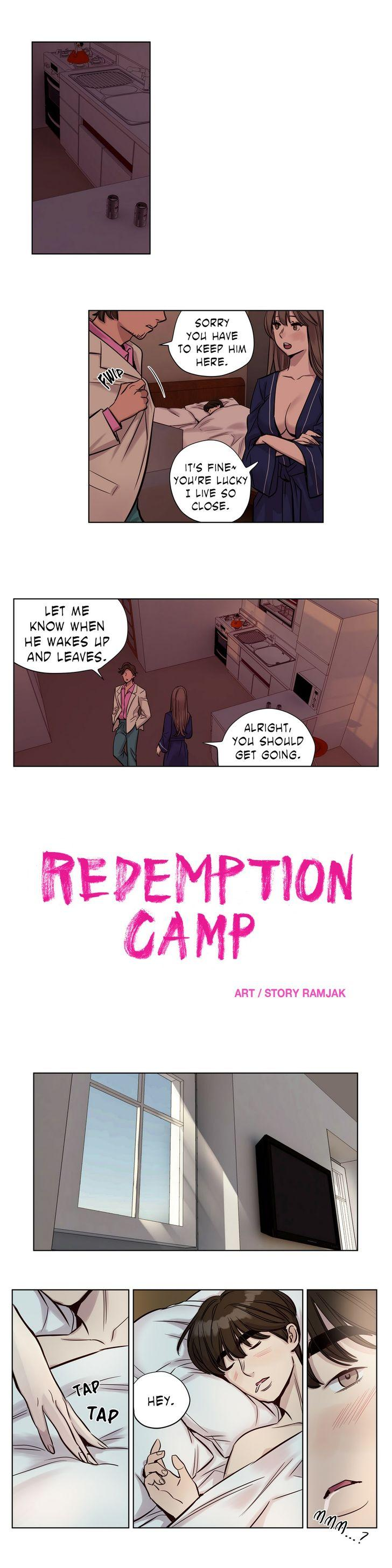 Redemption Camp - Chapter 22